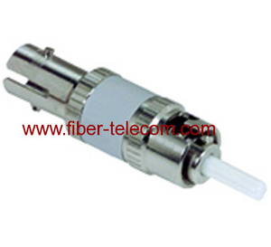 ST Multimode Fiber Optical Attenuator