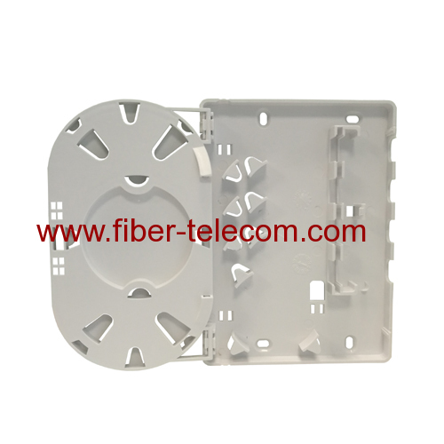 FTTH plastic indoor wall mounted terminal box