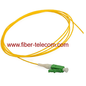 LC/APC Single Mode Fiber Optic Pigtail 0.9mm
