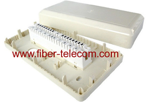 10 pair distribution box with module