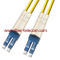LC-LC Single Mode Duplex Fiber Optic Patch Cord
