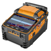 Optical fusion splicer with tool box
