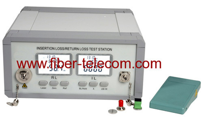 Insertion Loss And Return Loss Test Station