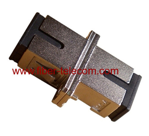 SC simplex metal housing adaptor