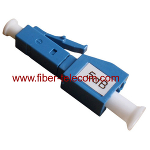 LC MM Male to Female Fiber Optical Attenuator
