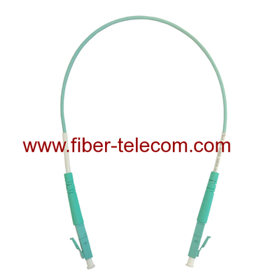 LC to LC OM3 Simplex Fiber Optical Patch Cord