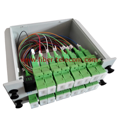1x4 PLC Splitter Box