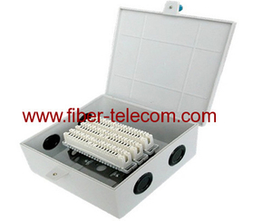 30 Pair Plastic Indoor Distribution Box