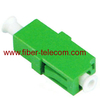 LC single mode simplex fiber optic adaptor