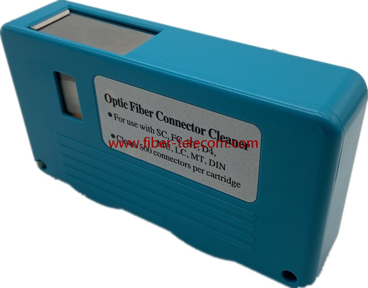 Optic Fiber Connector Cleaner