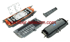 Horizontal type Fiber Optic Enclosure
